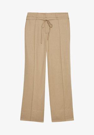 MONE - Kalhoty - soft ginger