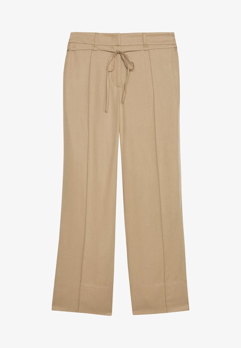 Opus - MONE - Trousers - soft ginger