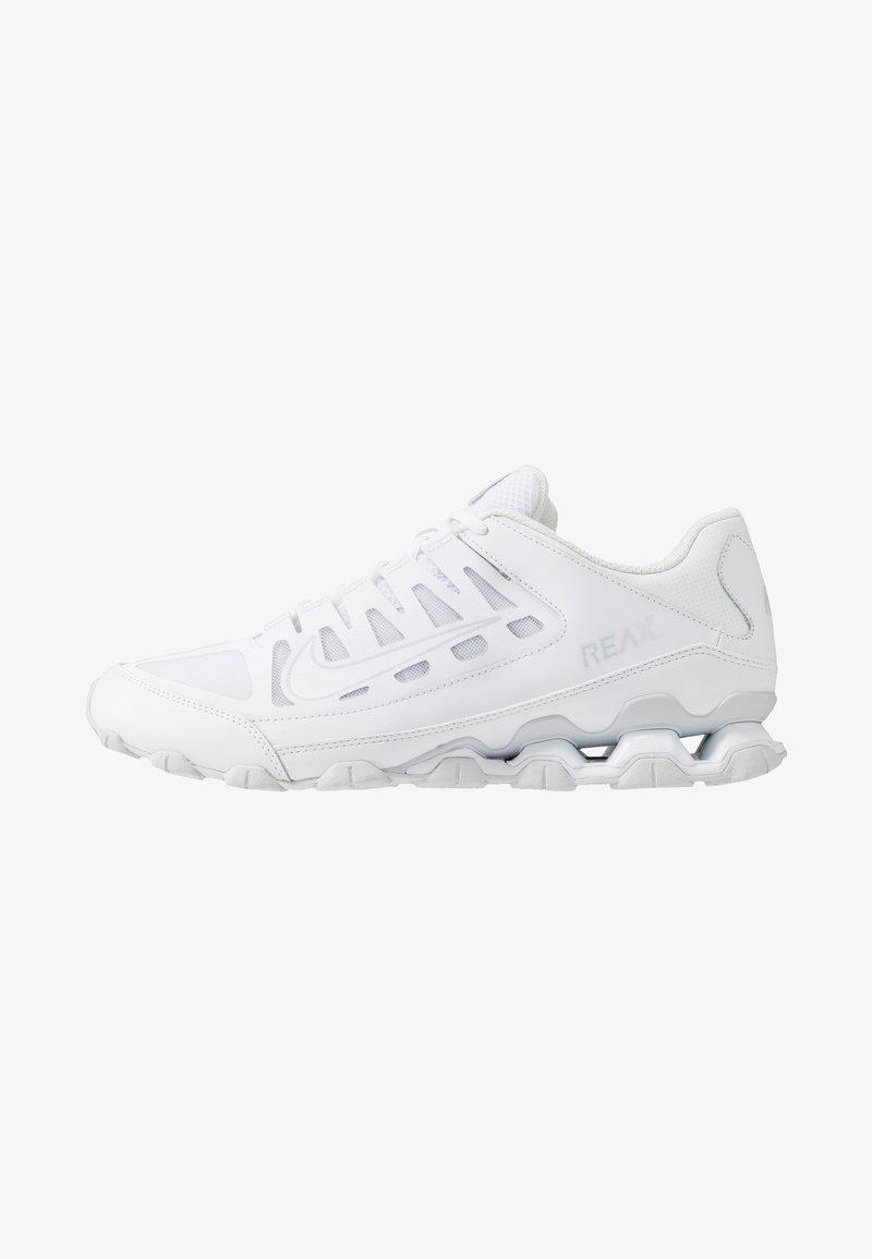 Nike Performance - REAX 8 TR - Zapatillas de entrenamiento - white/pure platinum