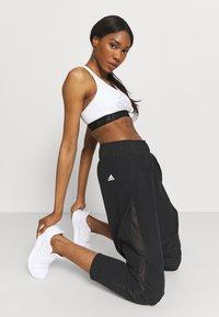 adidas Performance - DANCE PANT - Träningsbyxor - black - 8