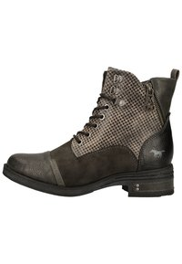 Mustang - Lace-up ankle boots - graphit 259 - 2