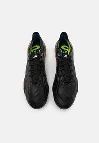 adidas Performance - COPA SENSE.1 FG - Scarpe da calcetto con tacchetti - core black/footwear white/gold metallic - 3
