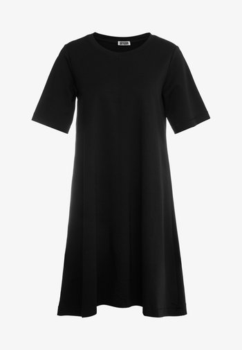 ERLI - Jersey dress - black