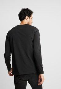 Tommy Hilfiger - Long sleeved top - black - 2