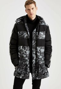 DeFacto - Winter coat - black - 0