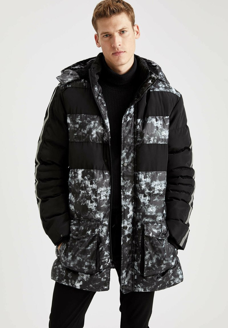 DeFacto - Winter coat - black