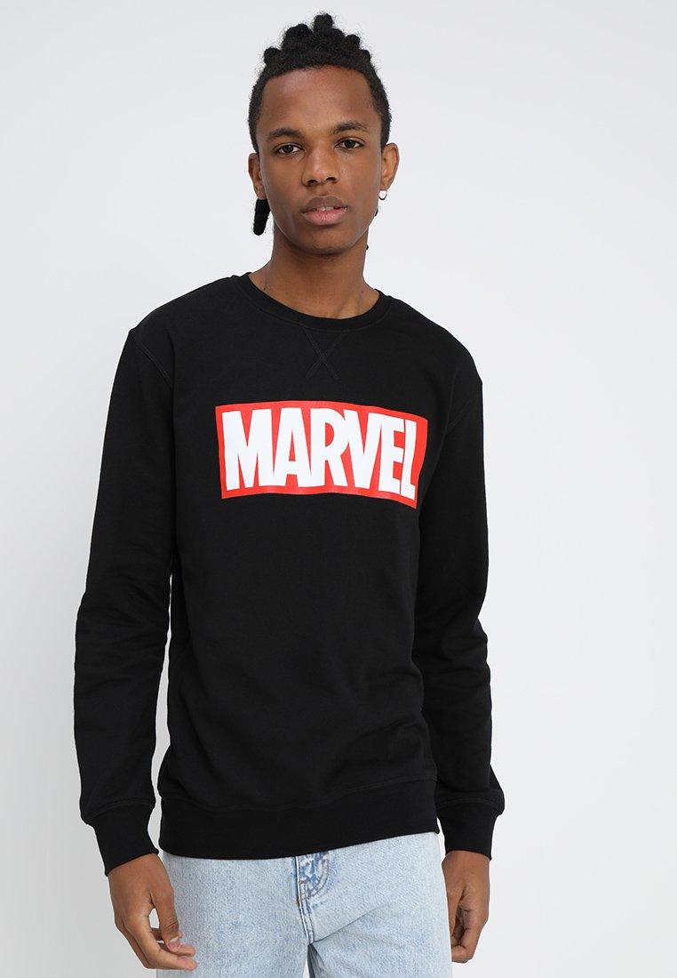 Homme MARVEL LOGO CREWNECK - Sweatshirt