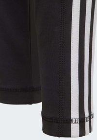 adidas Performance - BELIEVE THIS 3-STRIPES LEGGINGS - Legging - black - 4