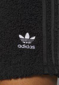 adidas Originals - LOUNGEWEAR SHORTS - Shorts - black - 5