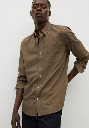 TWILL - Chemise - brown