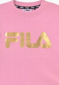 Fila - LARA LOGO CREW - Sweatshirt - light pink - 3