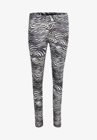 Culture - CUSEMIRA  - Leggings - Trousers - zebra - 4