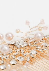 ALDO - MULLENDER - Hair styling accessory - clear & pearl on rose gold-coloured - 2