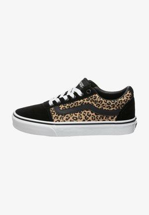 WARD DAMEN - Trainers - cheetah / black / white