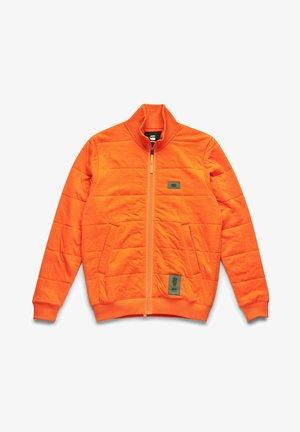 Veste mi-saison - signal orange