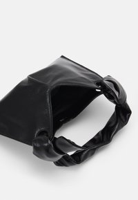 Little Liffner - KNOT EVENING BAG - Kabelka - black - 2
