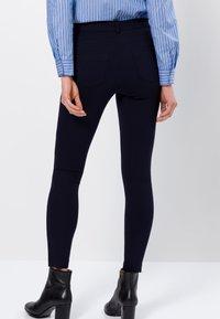 zero - Jeans Skinny Fit - dark blue - 2