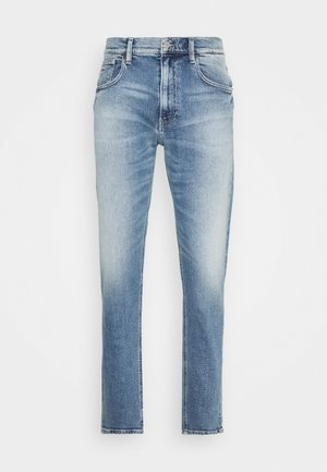 REY RELAXED TAPERED - Relaxed fit jeans - barton light blue