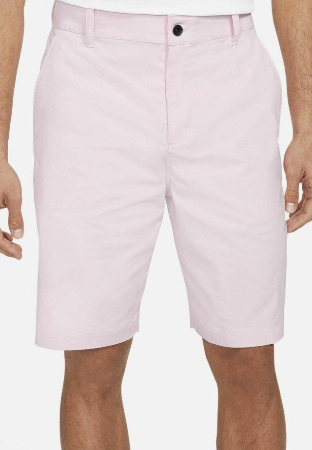 Urheilushortsit - pink foam