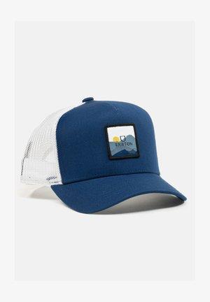ALPHA - Cap - mountain blue