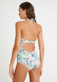 Esprit - SOUTH BEACH SWIMSUIT PADDED - Swimsuit - turquoise - 2