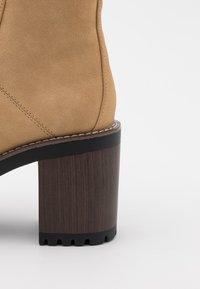 Even&Odd - Winter boots - sand - 6