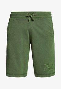 MATTIA - Teplákové kalhoty - cypress