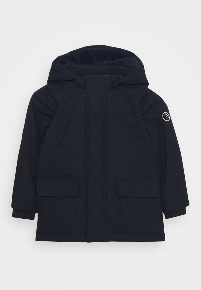 LENOH PARKA - Cappotto invernale - smoking