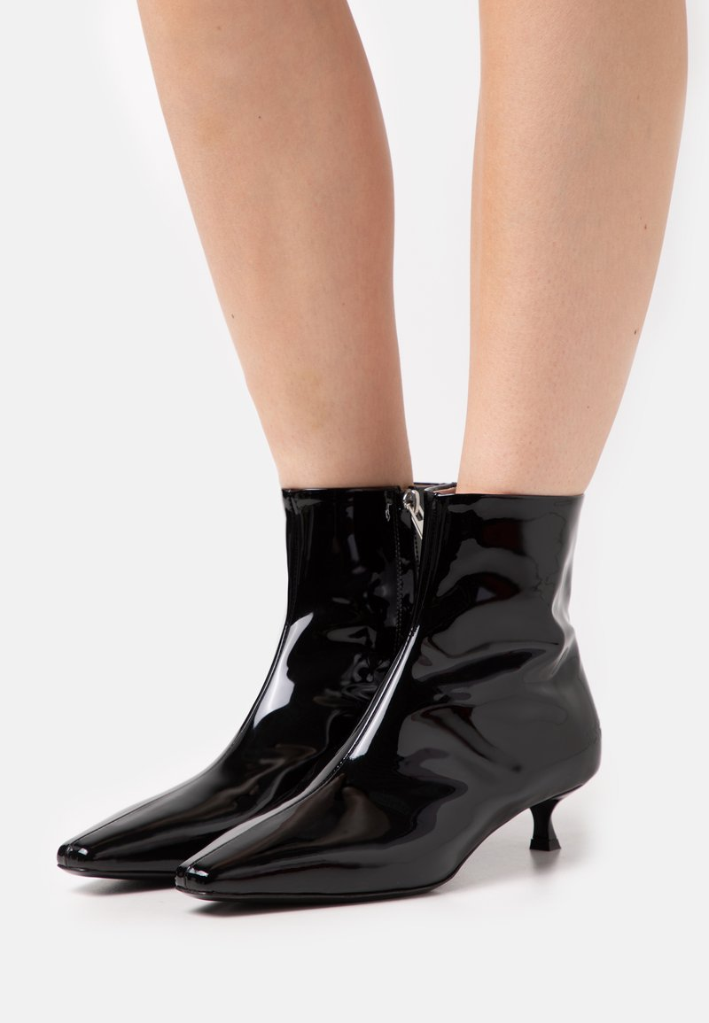 MSGM - TRONCHETTO DONNA WOMANS BOOT - Classic ankle boots - black