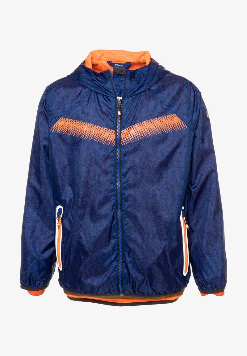 Killtec - ERILO - Training jacket - saphirblau