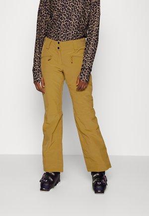 EDGE PANT - Snow pants - cumin