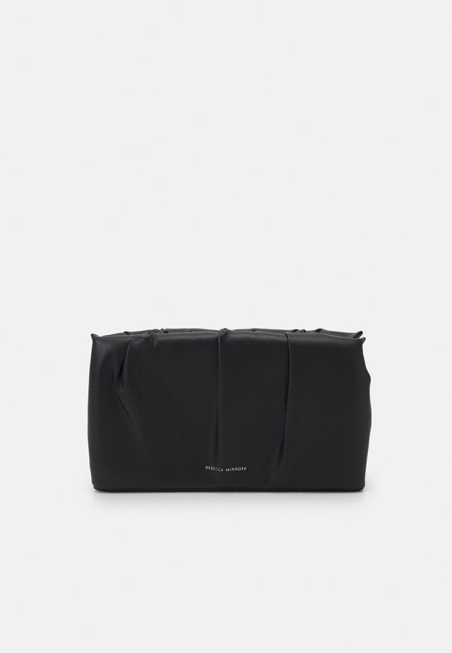 RUCHED FRAME - Sac à main - black