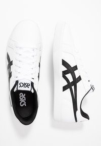 ASICS SportStyle - CLASSIC CT - Trainers - white/black - 1