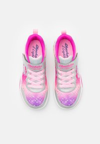 Skechers - POWER PETALS - Trainers - silver/pink - 3