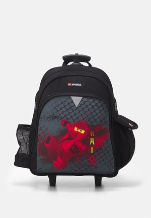 NINJAGO DRAGON MASTER BACKPACK TROLLEY UNISEX - Kufr - black