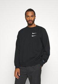 Nike Sportswear - Collegepaita - black/white - 0