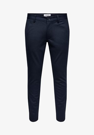 MARK - Chino - dark navy