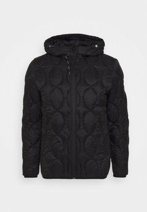 JCOGLOW JACKET - Down jacket - black
