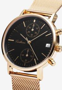 Carlheim - Montre à aiguilles - gold-black - 3