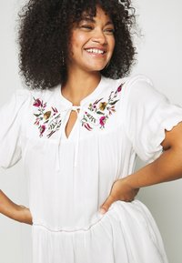 Simply Be - PUFF SLEEVE - Blouse - ivory - 4