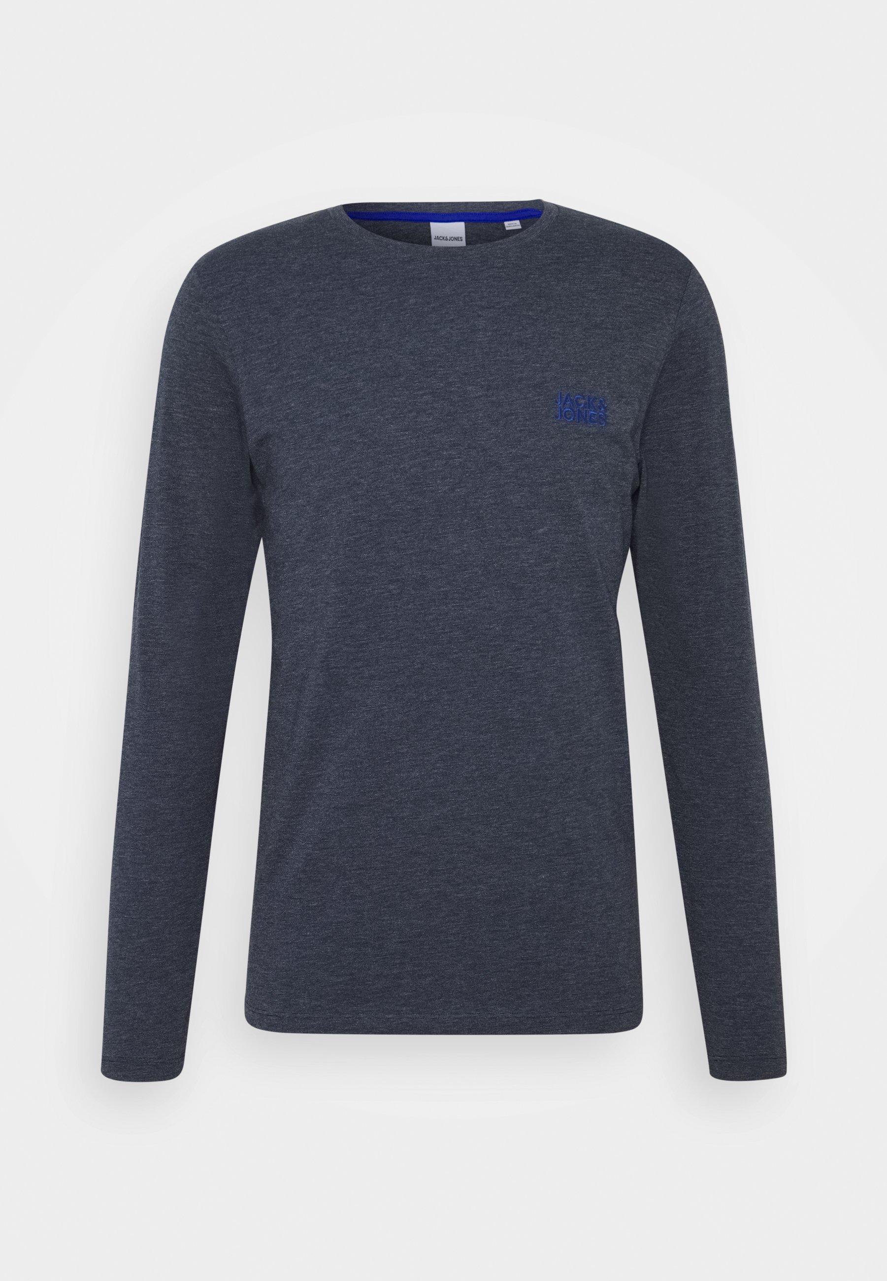 Men JJADAM TEE CREW NECK - Long sleeved top