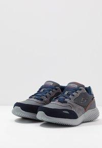 Skechers Sport - BOUNDER - Sneaker low - dark grey - 2