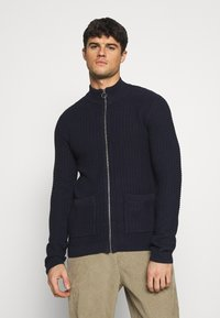 Redefined Rebel - SULTAN - Gilet - navy - 0