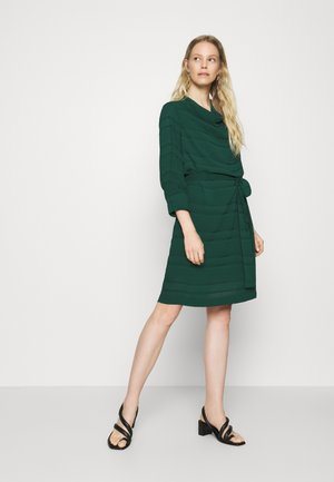 PABLAH DRESS - Day dress - warm green