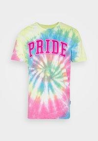 YOURTURN - UNISEX  - Print T-shirt - multi-coloured - 4