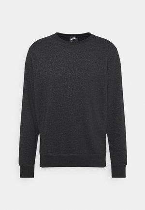 CREW - Bluza - black/dark smoke grey