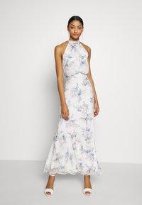 Forever New - HALTER DRESS - Denní šaty - bluebell - 0