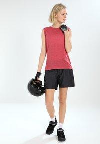 Vaude - TREMALZINI SHORTS - Sports shorts - black - 1