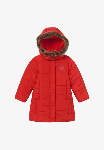 KIDS FAUX FUR HOOD