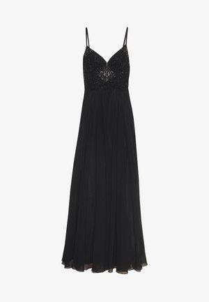 Společenské šaty - schwarz